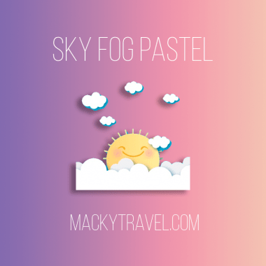 Sky Fog Pastel Lightroom Mobile Preset