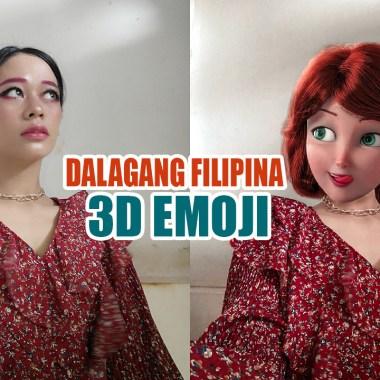dalagang filipina3d emoji