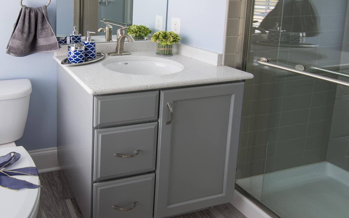 Custom Quartz Countertops Maclaren Kitchen And Bath