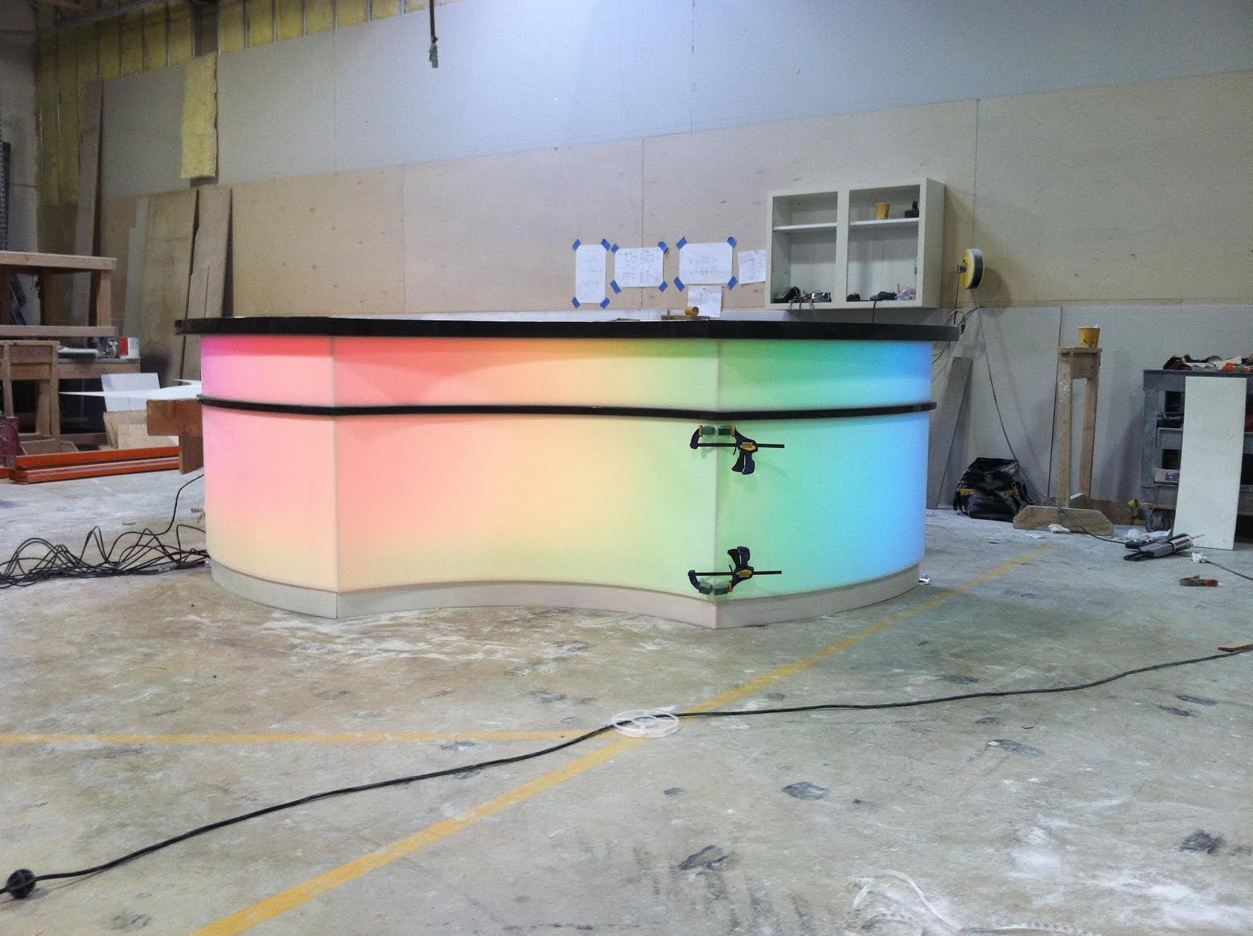 Custom Corian Countertops Maclaren Kitchen And Bath