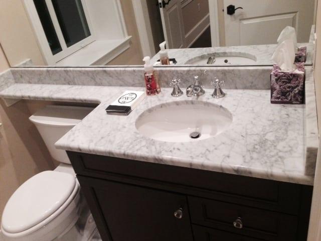 Custom Marble Countertops  MacLaren Kitchen and Bath
