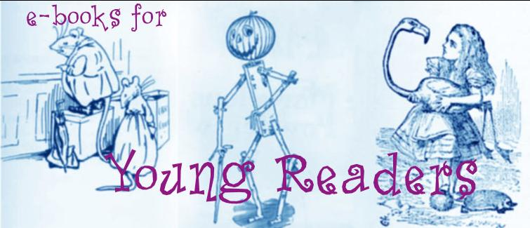 Ebooks for Young Readers (University of Virginia, Etext Centre)