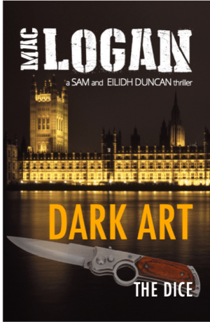Dark Art – the Dice (paperback)