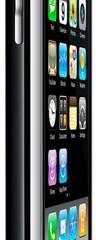 iPhone de lado