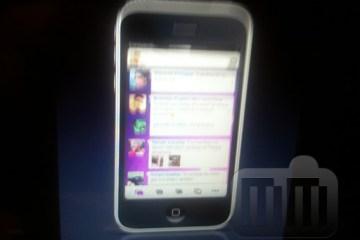 Yogurt.app para iPhone