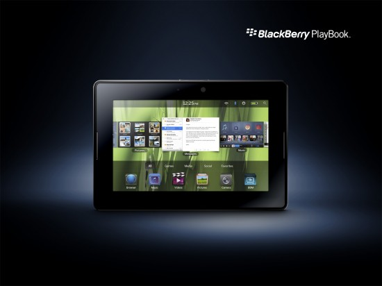 BlackBerry PlayBook, da RIM
