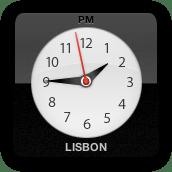 Relógio do Dashboard