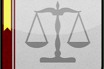 Ícone - Vade Mecum de Direito para iPad