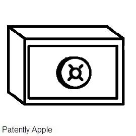 Patente de caixa segura na nuvem