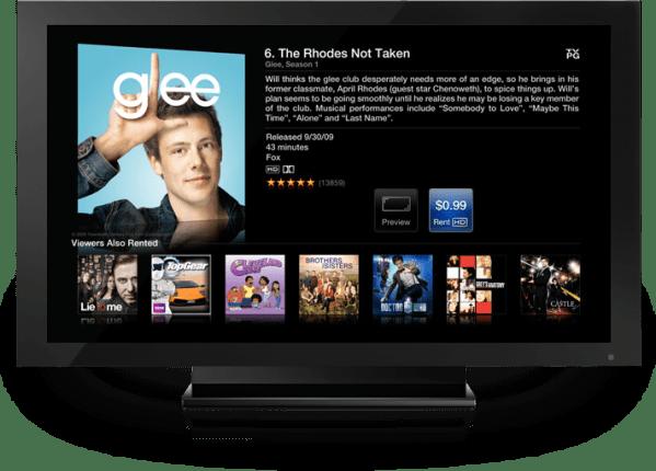 HDTV da Apple (iTV, Apple TV)