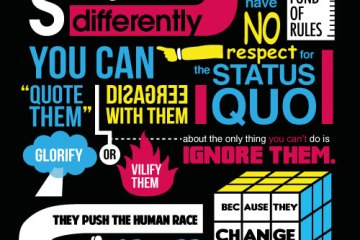 Think Different - Miami Ad School