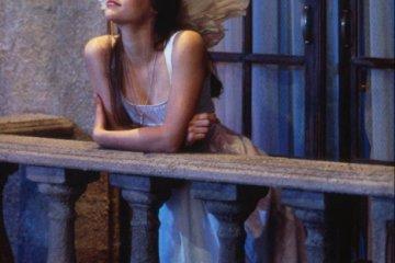 Julieta na sacada