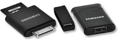 Samsung - Galaxy Tab USB & SD Connection Kit