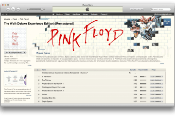 Pink Floyd - The Wall (Deluxe Experience Edition)