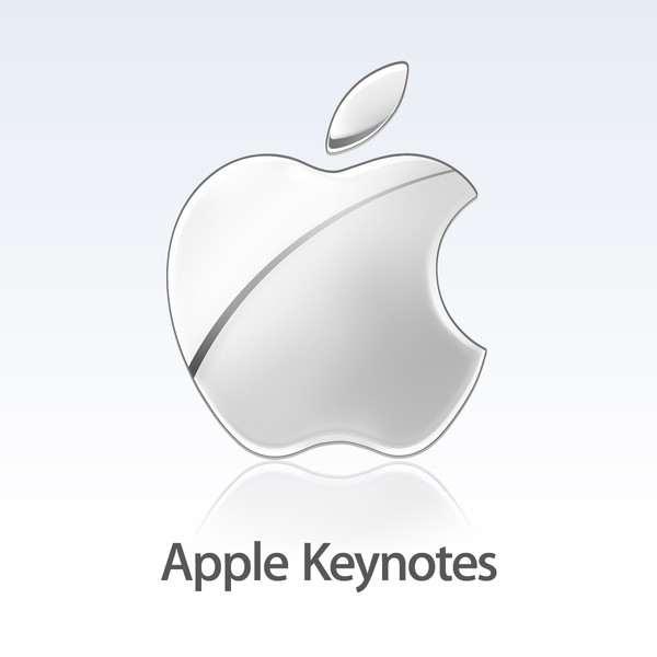 Álbum - Apple Keynotes (capa)