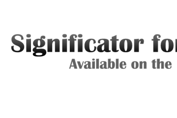 Significator for iTunes