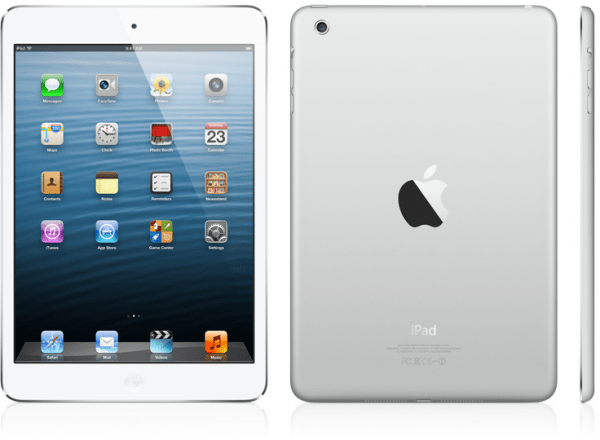 iPad mini branco