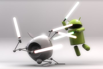 iOS (Apple) vs. Android (Google)