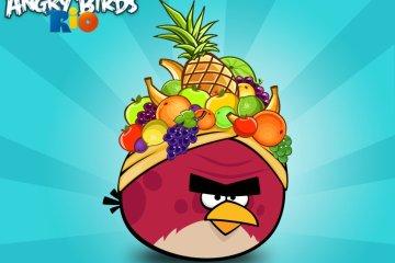 Angry Birds Rio - Carmen Miranda
