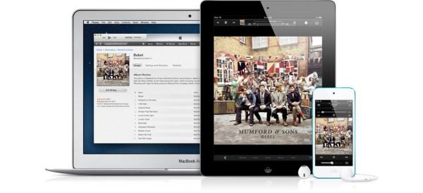iTunes na Nuvem (iTunes in the Cloud)