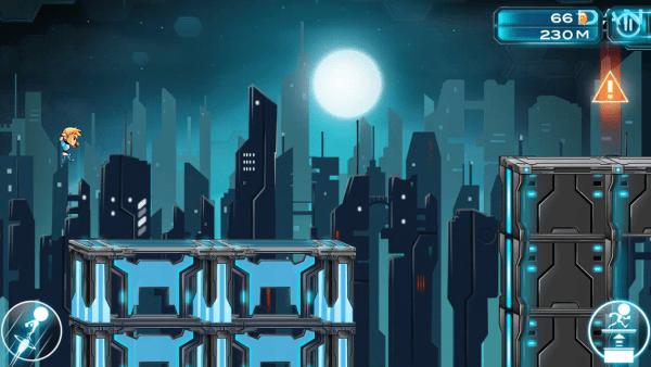 Screenshot - Gravity Guy 2
