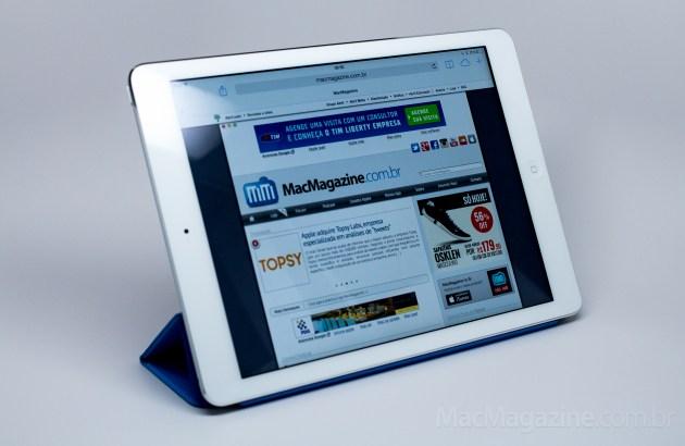 iPad Air - by MacMagazine