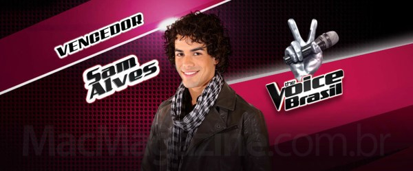 Sam Alves - The Voice Brasil