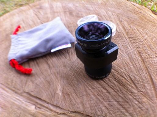 Kit de lentes 4-em-1, da olloclip