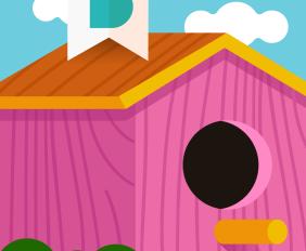 Ícone do jogo Duckie Deck Bird Houses para iOS