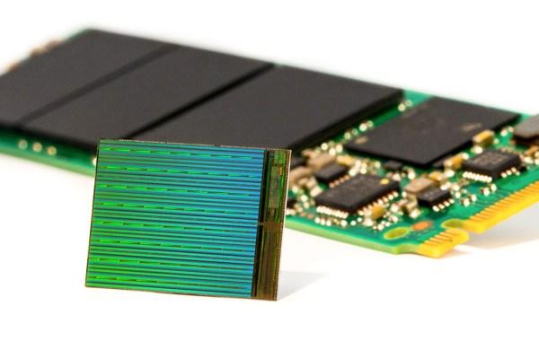SSD da Intel e da Micron