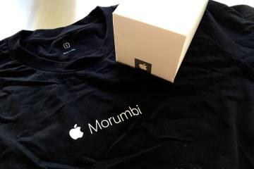 Sorteio da camiseta comemorativa da Apple Store - Morumbi