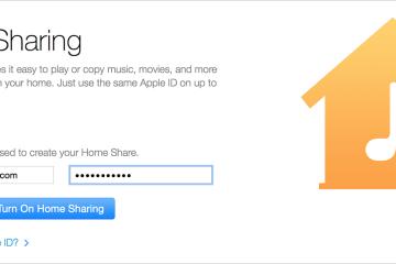 Apple Home Sharing