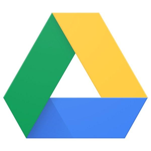 Ícone do app Google Drive para OS X