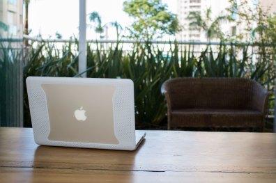 Capa Impact Snap para MacBooks Air e Pro, da tech21