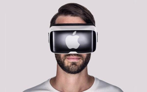 Óculos de realidade virtual da Apple