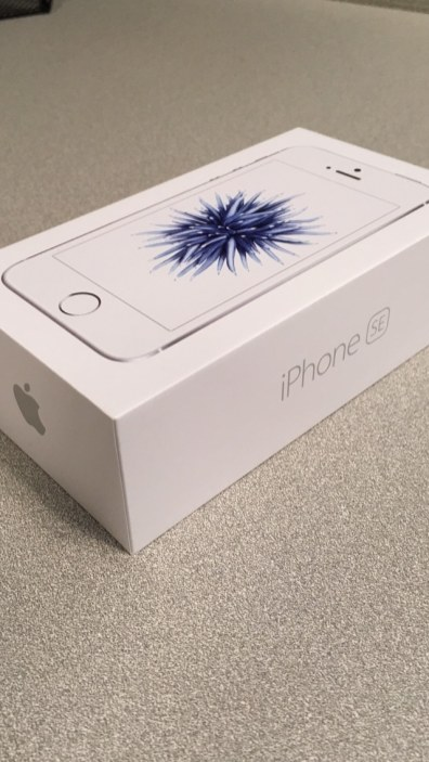 iPhone SE da Sprint desbloqueado