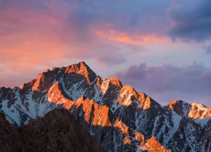 Wallpaper do macOS Sierra