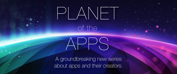 Planet of the apps série original