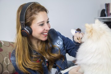 Fones de ouvido estéreo Revo Wireless, da Jabra
