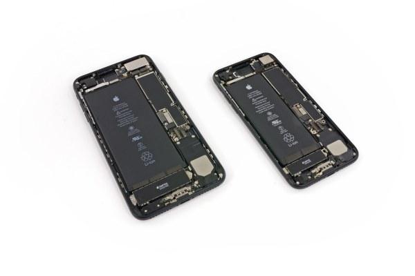 Wallpapers dos iPhones 7/7 Plus abertos