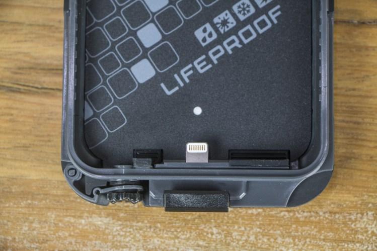 Capa recarregadora e à prova d'água FRĒ POWER para iPhones 6/6s, da LifeProof