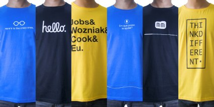 Camisetas da MM Store