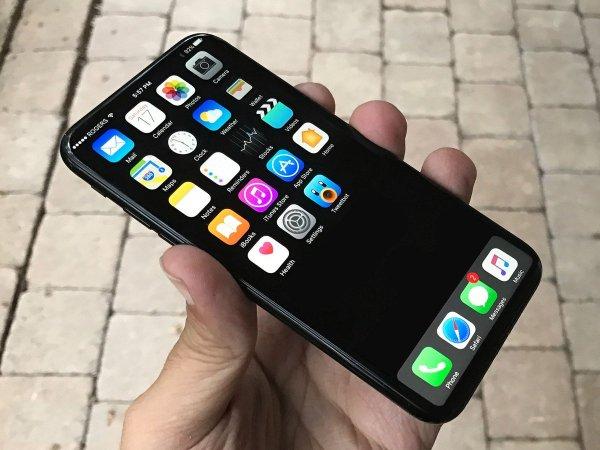 Conceito iPhone 8