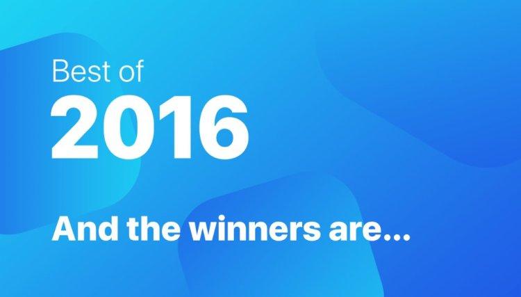 O melhor de 2016 em apps