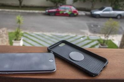 Capa magnética para iPhone 7, da ROCK