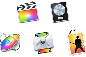 Pro Apps Bundle for Education da Apple