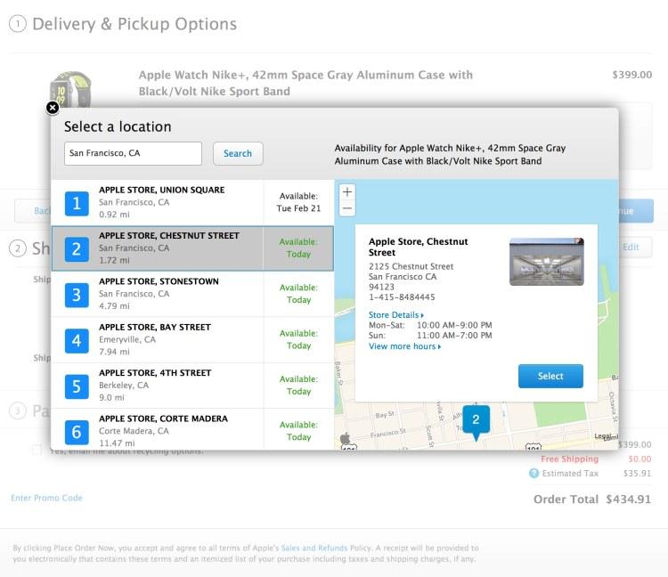 Como comprar um produto Apple no exterior pela loja online da empresa