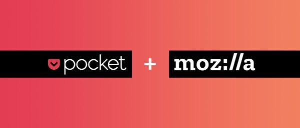 Pocket e Mozilla