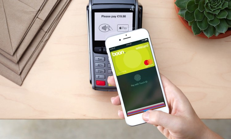 Irlanda Apple Pay