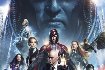 "Pôster do filme ""X-Men: Apocalipse"""